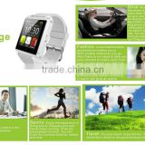 Factory!!Cheap!! Bluetooth Watch with sync Bluetooth module internal connect to smart phone