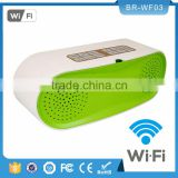Digital professional speaker super bass outdoor wireless wifi speaker 2015 with microphone