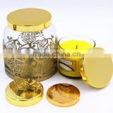 metal lids for candle Jar