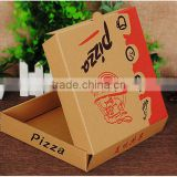 Hot sale! eco-friendly recycled pizza box wholesale