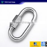 Stainless Steel Rigging Hardware Chain Quick Link
