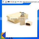 creative wooden custom usb flash drive, flash drive usb                                                                                                         Supplier's Choice