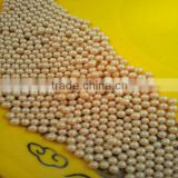 80%ZrO2 + 20% CeO2 ceramic media balls Ce-TZP beads for grinding or milling dia 0.6-10mm