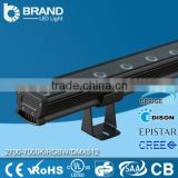 Zhejiang High Qualiry LED Wall Washer IP65 DMX RGB LED Wall Washer 24W