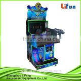 game city sharpshooter slot machines laser gun shooting game machine for sale