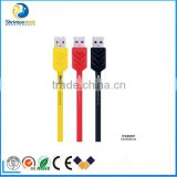 Mobile phone Use Micro USB type Remax Brand USB charger cable for Samsung galaxy s4 s5 s6