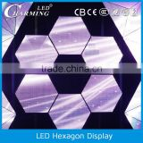 2016 new top hanging 3d led display led screen for indoor decoration club/disco