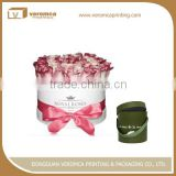 OEM manufacture custom packaging tube for hair extension