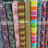 High quality competitive price wholesale reactive printed cotton fabric for garment                                                                                         Most Popular