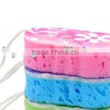2013 Hot sale kitchen cleaning sponge kitchen scrubber cleaning product household product