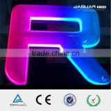 Flexible Portable Electronic Acrylic Color Changing Scrolling Multicolor Led Display Letter Sign Outdoor
