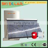 solar power: Split Pressurized solar water heater with single Heat Exchanger, SKI-SB