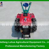 Agriculture Equipment of 15hp two wheel walking tractor for farm in China                                                                         Quality Choice