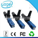 SC/UPC Fast Connector Optical fiber quick link Communication Equipment made in china low price