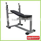 incline decline preacher curl Multi Bench wigh dumbbell home using fitness gym equipment