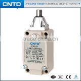CNTD Double Circuit Type water-proof and oil-proof Push Plunger Actuator Limit Switch (CWLD)
