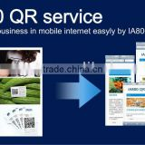 Mobile Website with QR code(building mobile site and development)