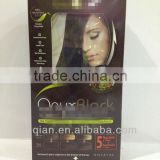 Olive oil Hair Dye Shampoo, Noni black color shampoo