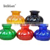 Pumpkin Storage tank glass bottle vase for shisha hookah Home and Garden Organization Jars NO cover for coins