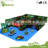 Gorgeous commercial kid adventure indoor playground equipment prices
