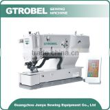 High-speed Computer Controlled Lockstitch Straight Buttonholing Machine Industrial Sewing machine