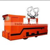 CJY6/6,7,9G double traction overhead locomotive for coal mine,China manufacture trolley locomotive