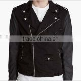 2012 mens black formal military quilted jacket