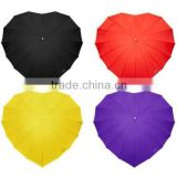Heart Shape Umbrella/16K Heart Shape Umbrella Made In China                                                                         Quality Choice