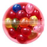 Wholesale Newest Summer Water Toys 111 pcs Latex Free Water O Balloons bunch Magic Water Balloons