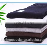 Custom design bamboo fiber socks anti bacterial deodorant men dressed socks
