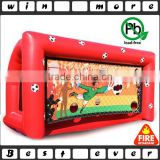 inflatable Soccer shootout , football penalty kick Game,Soccer Goal Kick Inflatable Game