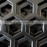 China factory direct sale high quality stainless steel perforated metal wire mesh hot dipped/aluminum perforated metal wire mesh
