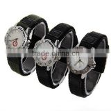 Custom Military Velcro nylon strap wrist watch