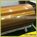 1050 1060 1100 3003 3105 5052 color coating PE aluminium painted coil