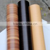 Self-Adhesive Feature and Furniture Films Type PVC wood grain film