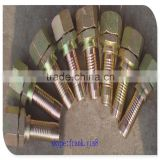 hebei stainless steel hydraulic hose fittings