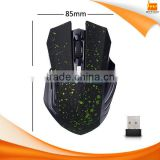 2.4Ghz 6D Optical Wireless Gaming Mouse