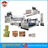 Competitive Price fully automatic carton box printing machine                                                                         Quality Choice