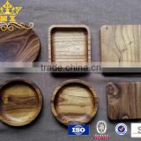 MDF coaster dispossilbe drink wooden drink coasters                                                                         Quality Choice