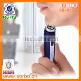 Mini Electric Man Shaver / Floating Single Head Razor Shaver / Battery Operated Mini Shaver / Men's Shaver