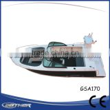 Fashion Designer Excellent Material Console For Aluminum Boat