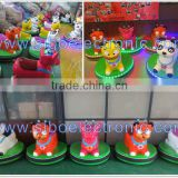 GMBC Sibo Fantastic Kids Games Magnetic Bumper Cars At Shopping Mall
