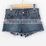 good quality customed fashionable jeans short for women short sex Pants of specialized manufacturer