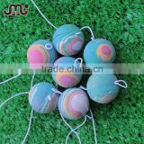 27mm small rubber stress releasing bounce back bungee ball