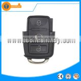 1K0 959 753G 3 button flip car remote key with 433Mhz pcb for volkswagen touareg New Beetle Polo passat b6 b5