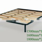 King size metal slatted bed base