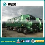 Howo Sinotruk A7 8x4 Stake Cargo Truck
