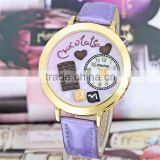 Fashion 3D Soft Ceramic Dial Fashion Beautiful Korea mini watch