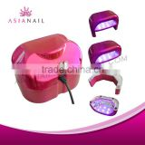 Made in china excellent material nail led nail lamp 12 watt