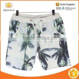Men's Beach Surf Swim Shorts Allover Hawaii Print Summer Shorts
